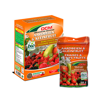DCM Meststof Aardbeien & Kleinfruit