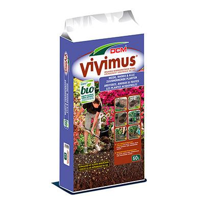 DCM VIVIMUS® VOOR HEIDE, RHODO & ALLE ZUURMINNENDE PLANTEN